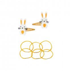 Комплект ластици и фиби за... - 951038-UNIC - view 1
