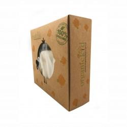 Бебешки комплект Organic Kid от 5 части вбяло за момичета/момчета. - 10082-012 - view 6