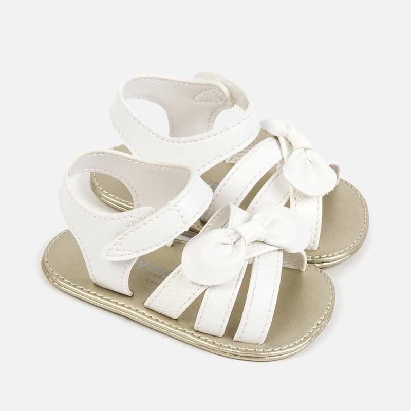 Елегантни сандали Mayoral за новородено бебе момиче. - 9288-058 - view 1