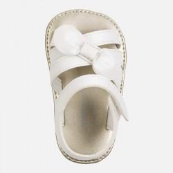 Елегантни сандали Mayoral за новородено бебе момиче. - 9288-058 - view 3