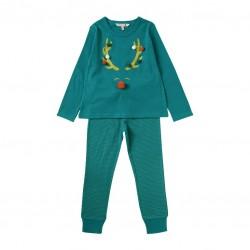 Пижама Boboli с дълъг ръкав - 961118-4535 - view 1