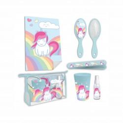 Детски комплект тоалетни принадлежности Unicorn (Еднорог) за момичета - KL10291 - view 1