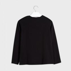 Детска тениска Mayoral с дълъг ръкав за момичета - 7076-069 - view 3