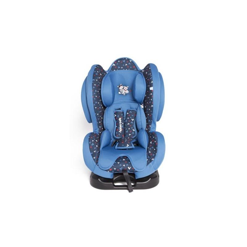Kikka Boo стол за кола 0-1-2 (0-25 кг) Bon Voyage+SPS Love Rome - 31002060007 - view 1