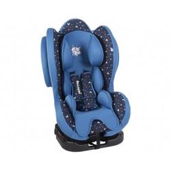 Kikka Boo стол за кола 0-1-2 (0-25 кг) Bon Voyage+SPS Love Rome - 31002060007 - view 2