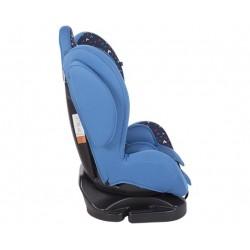 Kikka Boo стол за кола 0-1-2 (0-25 кг) Bon Voyage+SPS Love Rome - 31002060007 - view 3