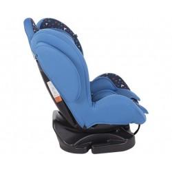 Kikka Boo стол за кола 0-1-2 (0-25 кг) Bon Voyage+SPS Love Rome - 31002060007 - view 4