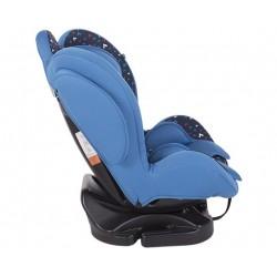 Kikka Boo стол за кола 0-1-2 (0-25 кг) Bon Voyage+SPS Love Rome - 31002060007 - view 5