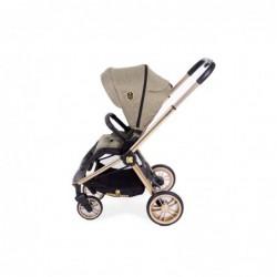 Kikka Boo Комбинирана количка 3 в 1 Vicenza Luxury Beige golden frame - 31001010067 - view 3