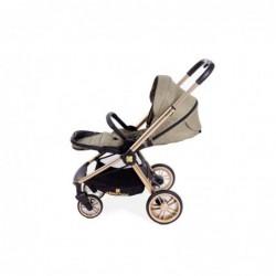 Kikka Boo Комбинирана количка 3 в 1 Vicenza Luxury Beige golden frame - 31001010067 - view 4