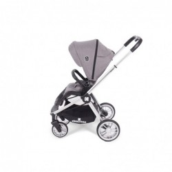 Kikka Boo Комбинирана количка 3 в 1 Vicenza Luxury Grey silver frame - 31001010066 - view 3