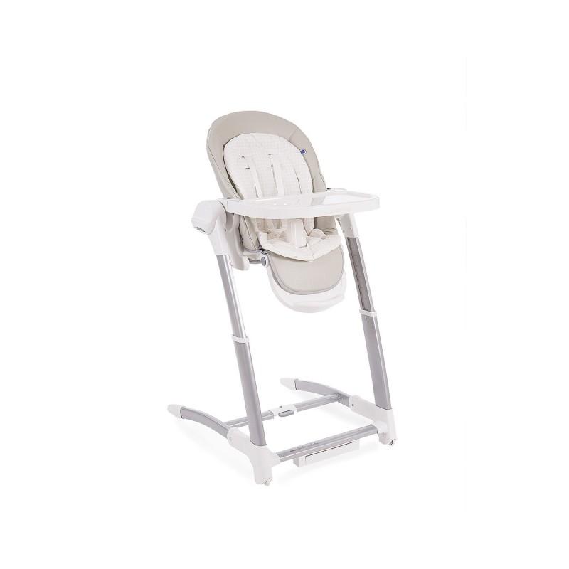Kikka Boo Бебешка люлка/столче за хранене 3в1 Prima Beige - 31005010003 - view 1