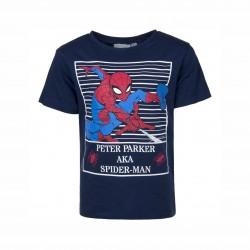 Тениска Spiderman с къс ръкав