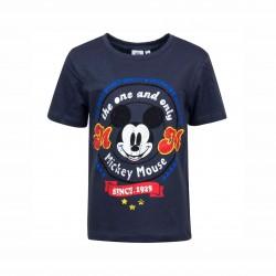 Детска тенискаMickey Mouse с къс ръкав за момчета. - SE1366 dark grey-98 - view 1