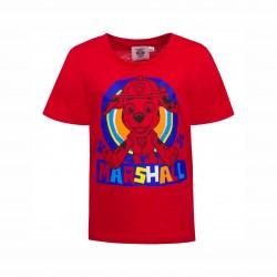 Тениска Paw Patrol с къс ръкав - SE1326 red-116 - view 1