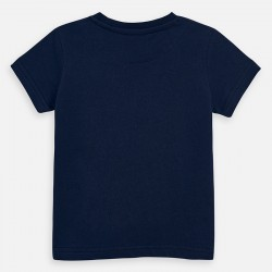 Тениска Mayoral с къс ръкав и рисунка шнорхел за момче. - 3070-068 - view 2