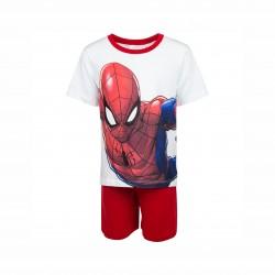 Пижама Spiderman с къс ръкав