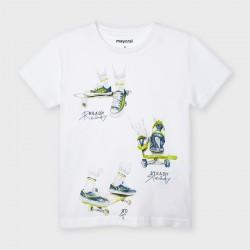 Тениска Mayoral с къс ръкав - 3043-069 - view 1