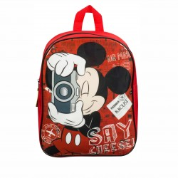 Детска Раница Mickey Mouse (Мики Маус) 32см за момчета - DSM1-8039 - view 2