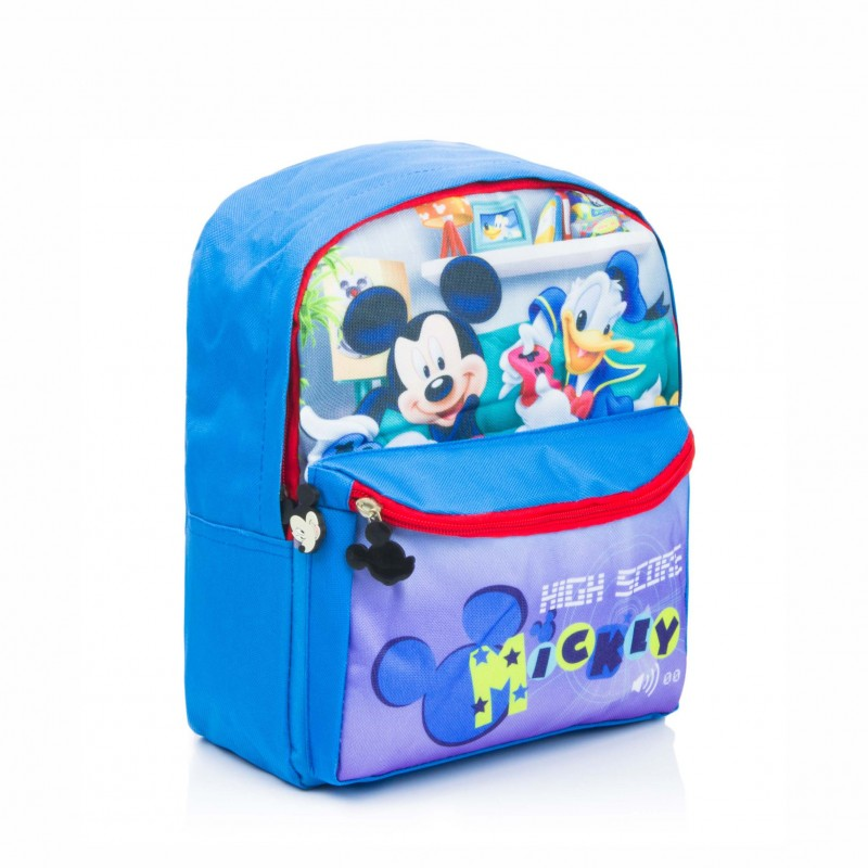 Детска раница Mickey Mouse(Мики Маус)29см за момчета - RH2612 - view 1