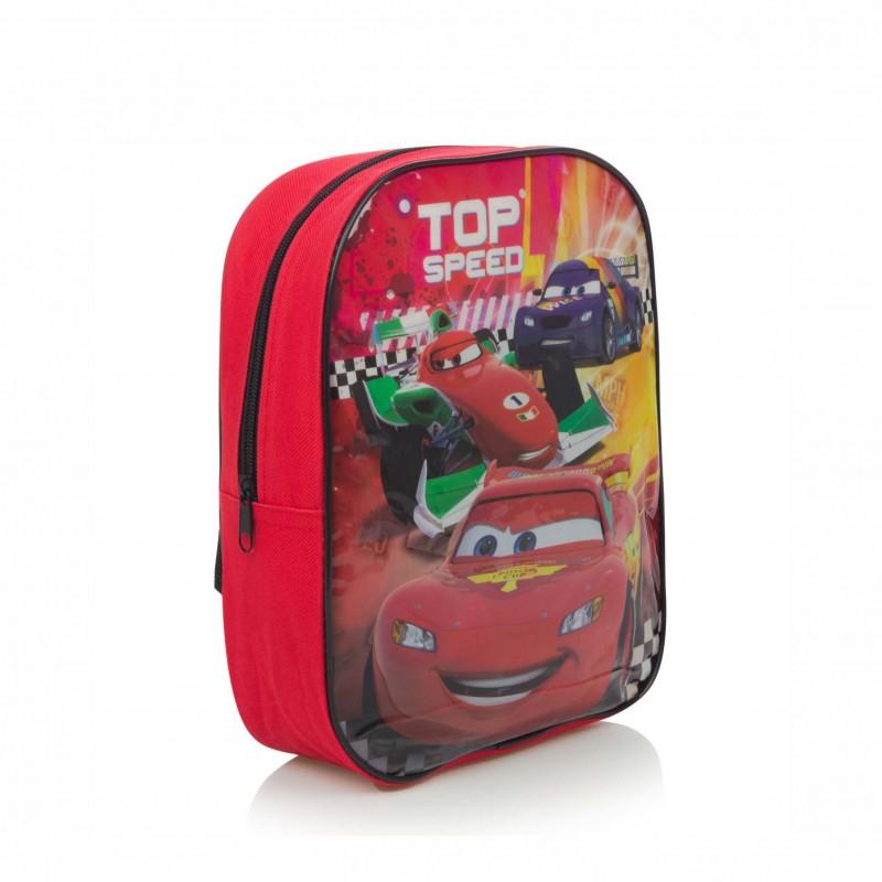 Детска РаницаMcQueen (Cars)27см за момчета - 8719558010035 - view 1