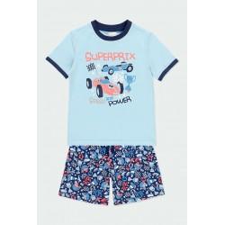Пижама Boboli с къс ръкав - 932015-2422 - view 1