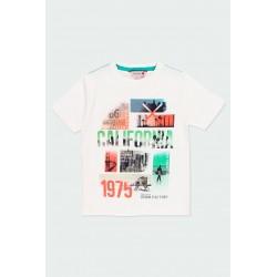 Тениска Boboli с къс ръкав - 832081-1100 - view 1