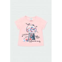 Тениска Boboli с къс ръкав - 212016-3711 - view 1