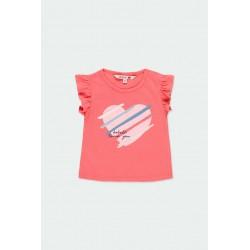 Тениска Boboli с къс ръкав - 212050-3712 - view 1