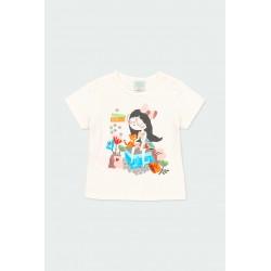 Тениска Boboli с къс ръкав - 222062-1111 - view 1