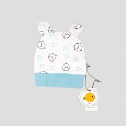 Бебешки комплект аксесоари Organic Kid от 3 части за момчета. - 10189-015 - view 2