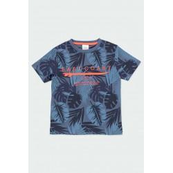 Тениска Boboli къс ръкав - 522087-9570 - view 1