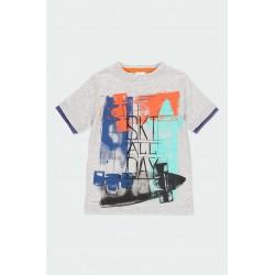 Тениска Boboli къс ръкав - 522076-8095 - view 1
