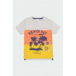 Тениска Boboli къс ръкав - 522065-8095 - view 1
