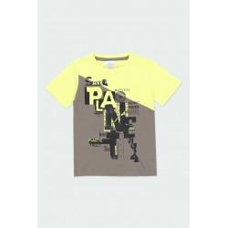 Тениска Boboli къс ръкав - 512075-4543 - view 1