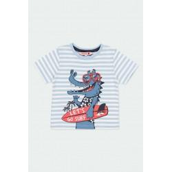 Тениска Boboli с къс ръкав - 312028-9552 - view 1