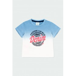 Тениска Boboli с къс ръкав - 312040-2499 - view 1