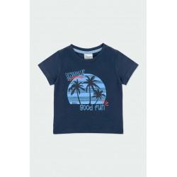 Тениска Boboli с къс ръкав - 312084-2486 - view 1