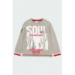 Тениска Boboli дълъг ръкав - 512008-7374 - view 1