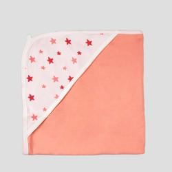 Бебешки комплект за изписванеOrganic Kid от 7 части с апликации на звездички за момичета. - 10235-002 - view 6