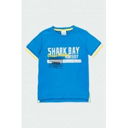 Тениска Boboli къс ръкав - 502052-2491 - view 1