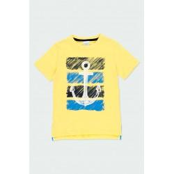 Тениска Boboli къс ръкав - 502030-1146 - view 1