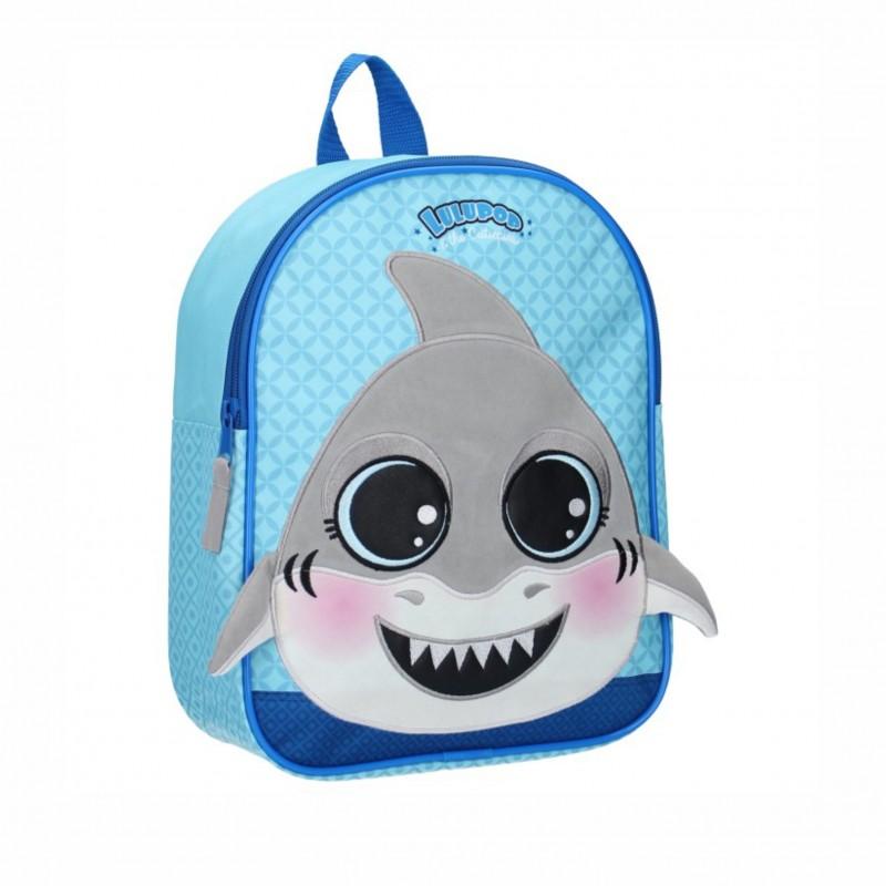 Детска раницаLulupop & The Cutiepies (Акула)31см за момчета - 120-9964 - view 1