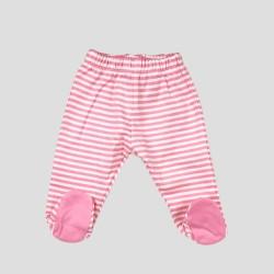 Бебешки комплект за изписванеOrganic Kid от 7 части в розово и жълто с апликации за момичета. - 10235-018 - view 5