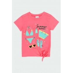 Тениска Boboli къс ръкав - 492072-3667 - view 1