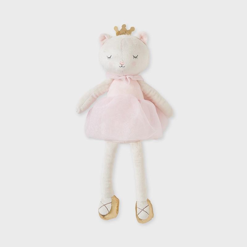 Плюшена играчка кукла Mayoral за бебе - 9892-053 - view 1