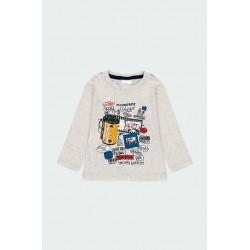 Тениска Boboli с дълъг ръкав - 332019-8072 - view 1