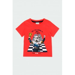Тениска Boboli с къс ръкав - 332020-3697 - view 1