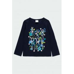 Тениска Boboli с дълъг ръкав - 402006-2440 - view 1