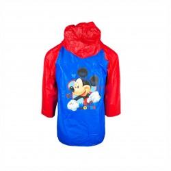 Детски дъждобран Mickey Mouse (Мики Маус) за момчета. - 750-158 red-104 - view 2